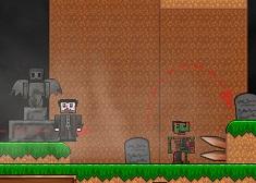 Castelul Terorii Minecraft