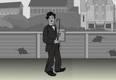 Charlie Chaplin si Echilibrul
