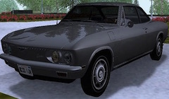 Chevrolet Corvair Puzzle