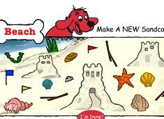 Clifford si Castelul din Nisip