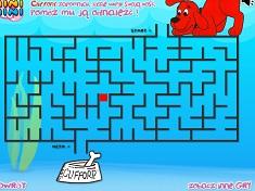 Clifford si Labirintul
