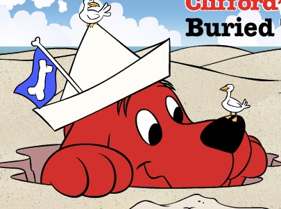 Clifford si Oasele Ascunse