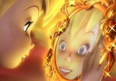 Clopotica si Oglinda Magica