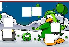 Clubul Pinguinilor Puzzle de Ziua…