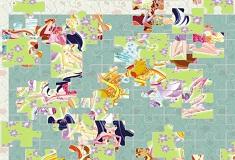 Clubul Winx Puzzle