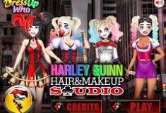 Coafuri si Machiaje Harley Quinn