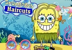 Coafurile lui Spongebob