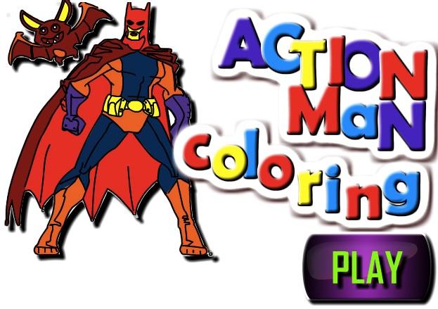 Colorati cu Supereroi