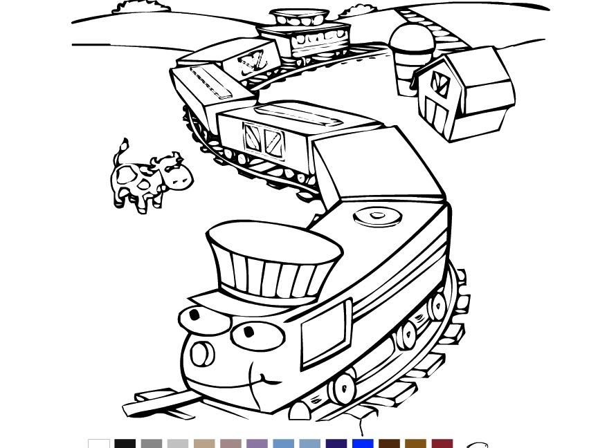 Colorati Trenul