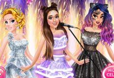 Concert Pop cu Printese