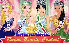 Concurs Regal de Frumusete International