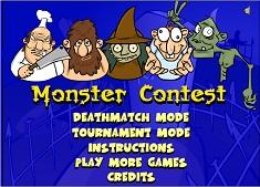 Concursul Monstrilor