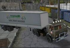 Condu Camionul Rusesc