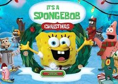 Craciun cu Spongebob