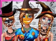 Creati Papusa de Halloween