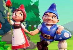 Creati Personaj Gnomeo si Julieta