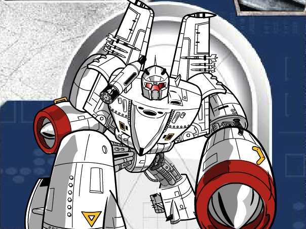 Creati Robotul Transformers