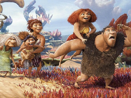 Croods Puzzle