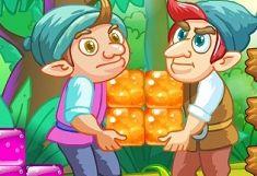Cuburi din Fructe