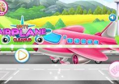 Curata Avionul Murdar