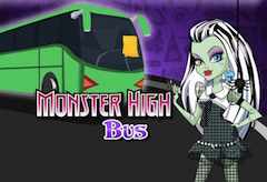 Curatati Autobuzul Monster High