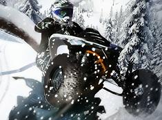 Curse cu ATV-uri Iarna