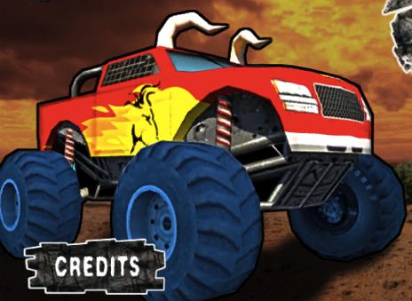 Curse cu Masini Monster Truck 4x4