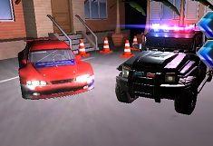 Curse cu Politia 3D