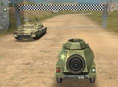 Curse cu Tancuri de Razboi 3D