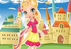 Cyanne ca Rapunzel