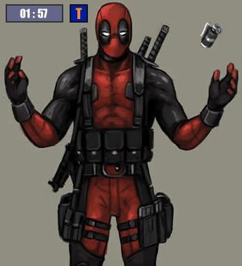 Deadpool Diferente