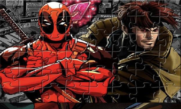 Deadpool si Gambit