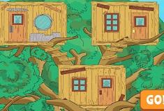 Decoreaza Casele din Copac
