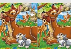 Diferente cu Bambi