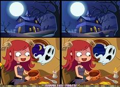 Diferente cu Planuri de Halloween