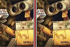 Diferente Wall-E