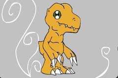 Digimon de Imbracat
