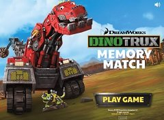 Dinotrux de Memorie 2