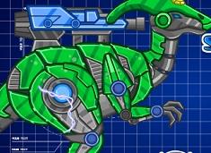 Dinozaurul Robot Hadrosaurs