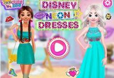 Disney Rochii Neon
