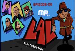 Domnul Lal Detectiv
