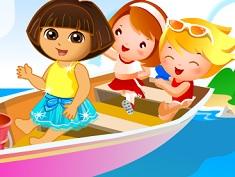 Dora Aventura din Far