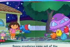 Dora Aventura in Spatiu