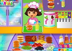 Dora Cafeneaua Amuzanta