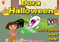 Dora de Halloween