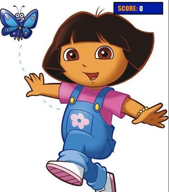 Dora Exploratoarea Diferente