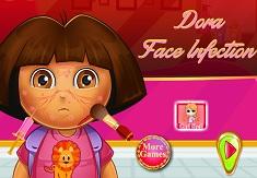 Dora Infectie Faciala