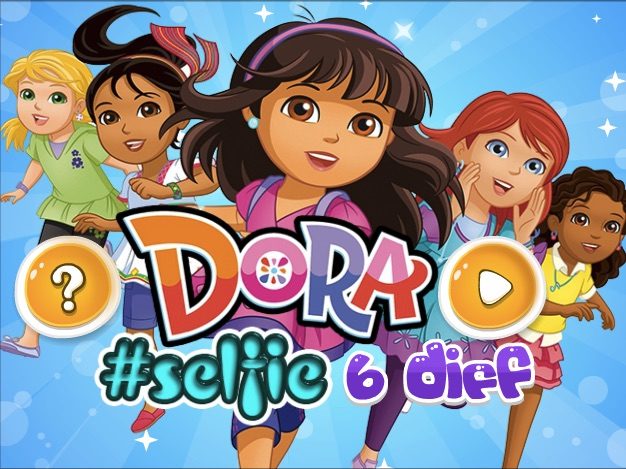 Dora Selfie 6 Diferente