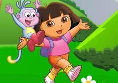 Dora si Aventura cu Vespa
