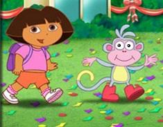 Dora si Boots 6 Diferente